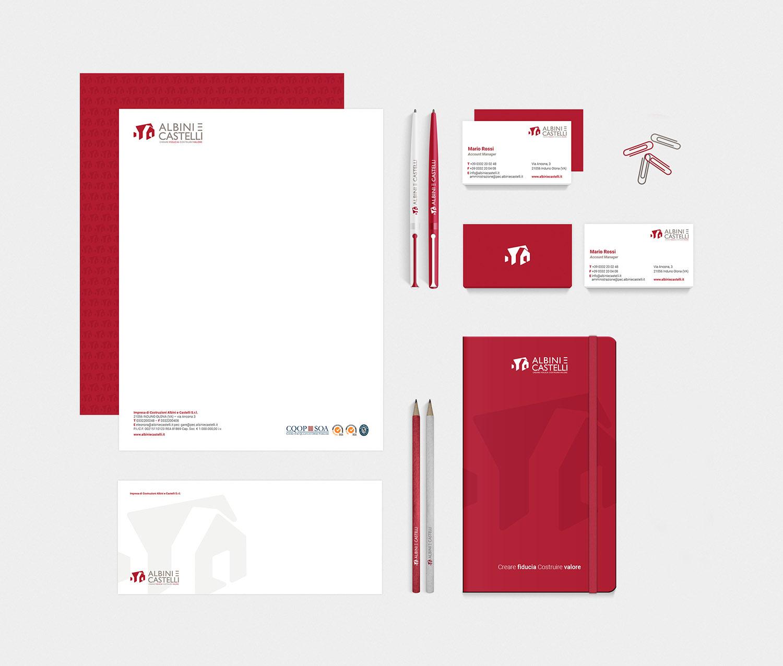 KFDS - Insight Brand Identity Albini&Castelli