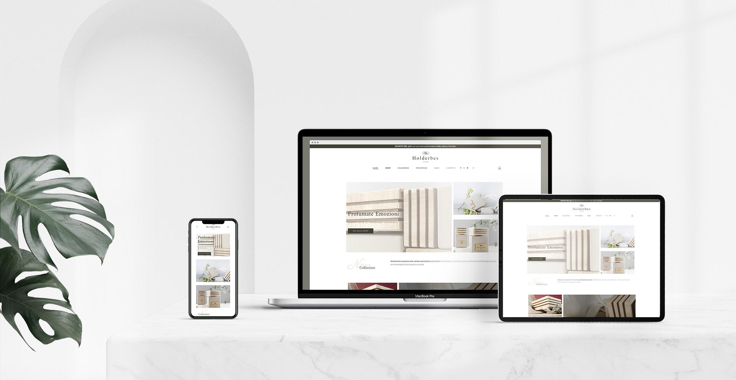 KFDS - Holderbes Case Study E-commerce