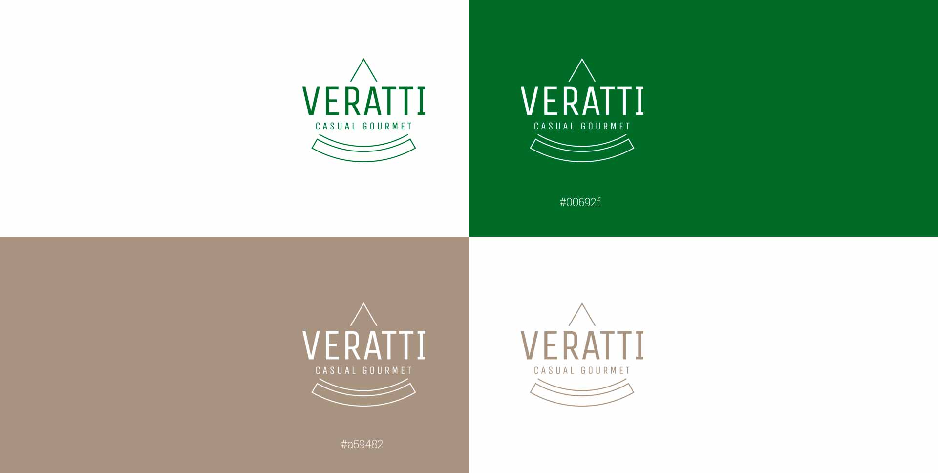 KFDS - Veratti Case Study Logo Palette