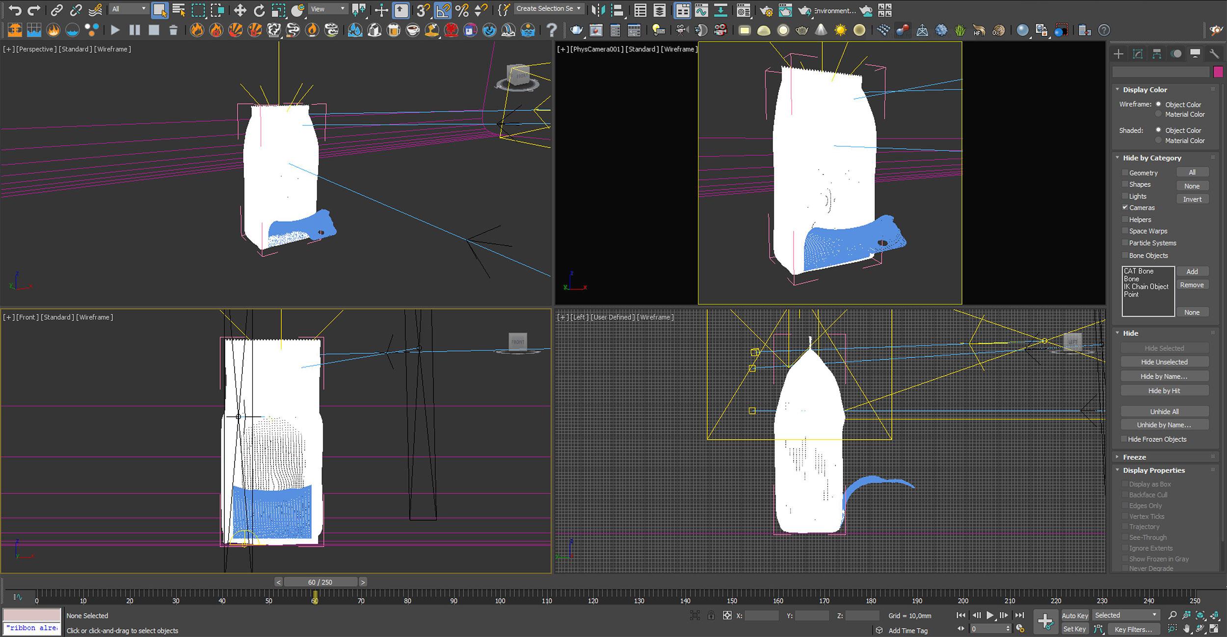 KFDS - Masterpack Case Study Modellazione 3D