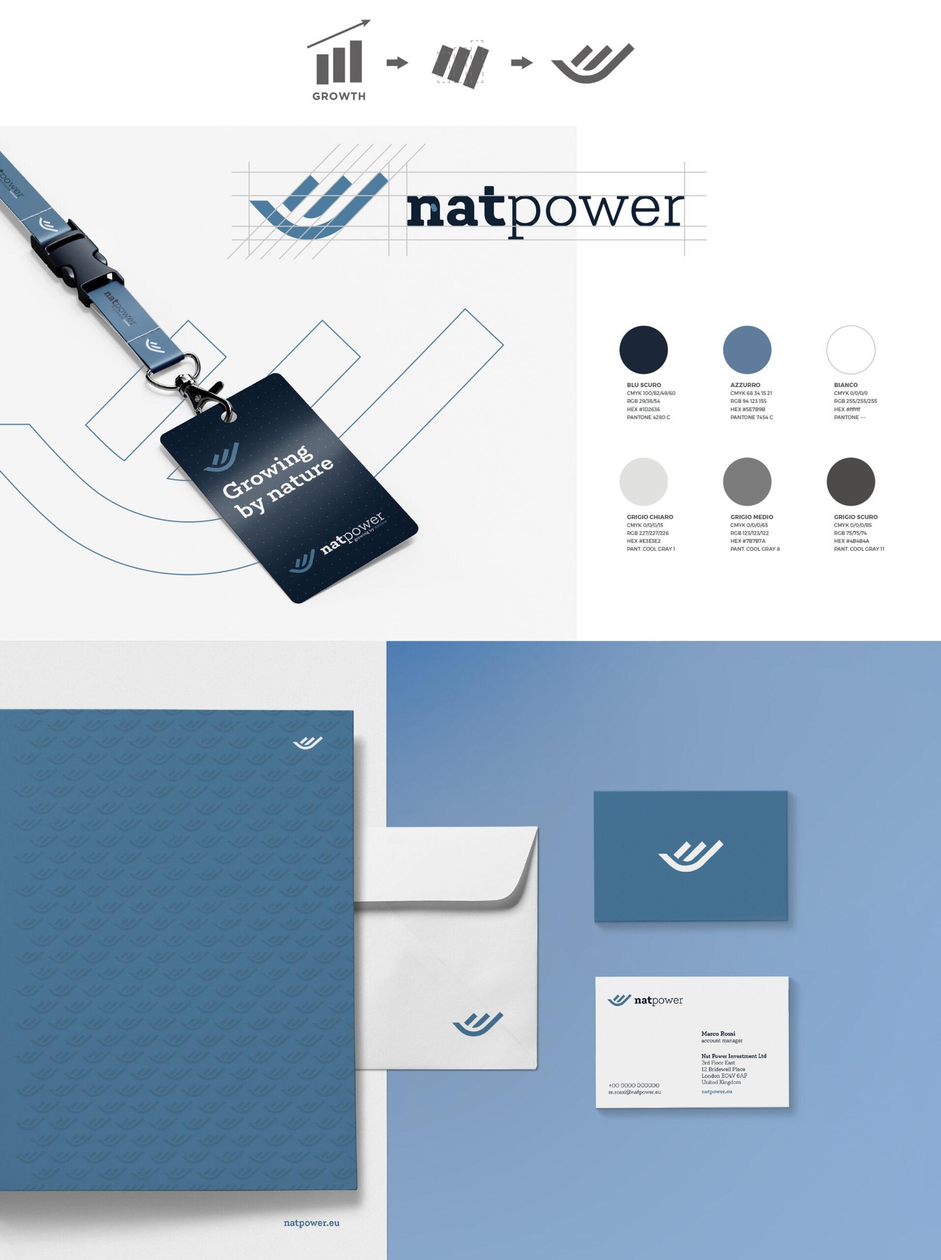 Nat power_brand identity