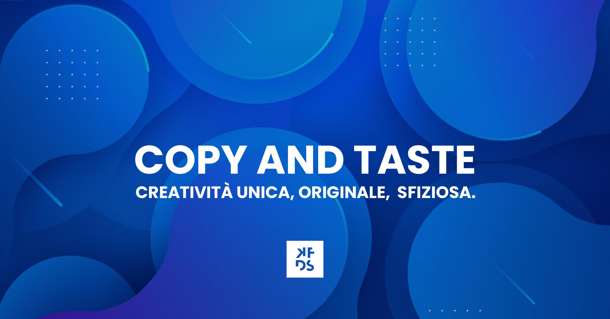 copy and taste