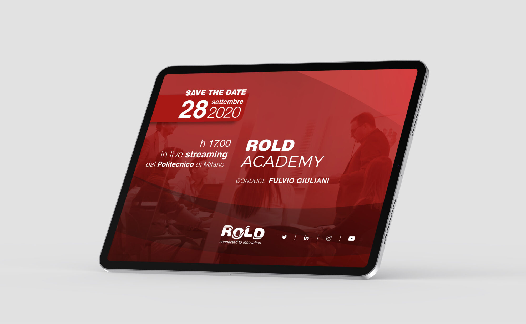 rold academy save the date